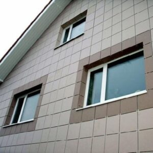 Облицовка зданий